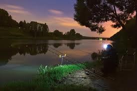 Ночная ловля леща