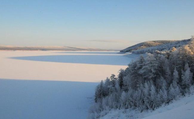 заливы богучанского водохранилища для ловли леща зимой
