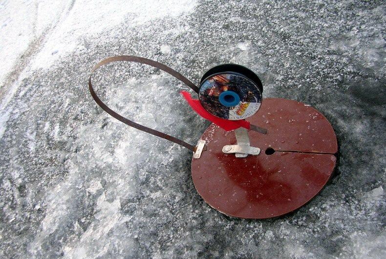 зимняя жерлица на щуку
