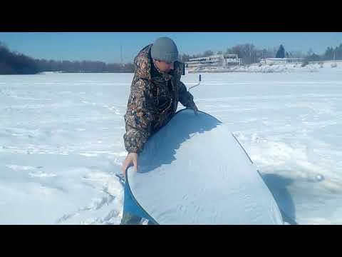 Как правильно собрать зимнюю палатку автомат