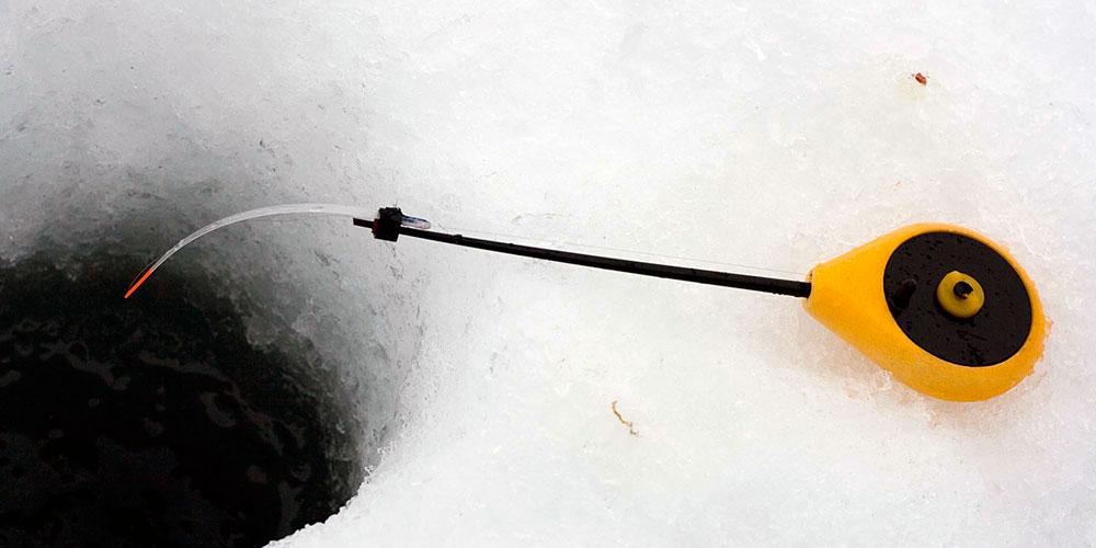 Лунка для зимней рыбалки