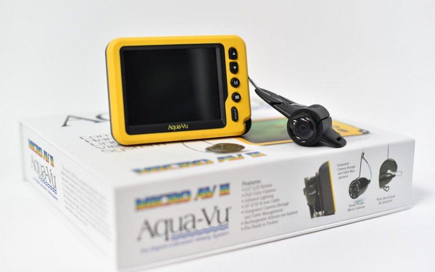 Камера для зимней рыбалки Aqua-Vu