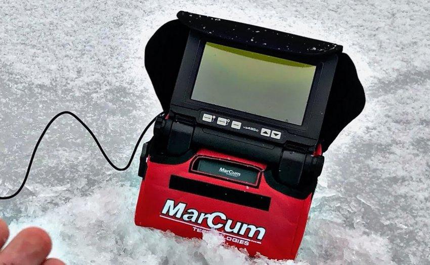 Камера для зимней рыбалки MarCum VS485C