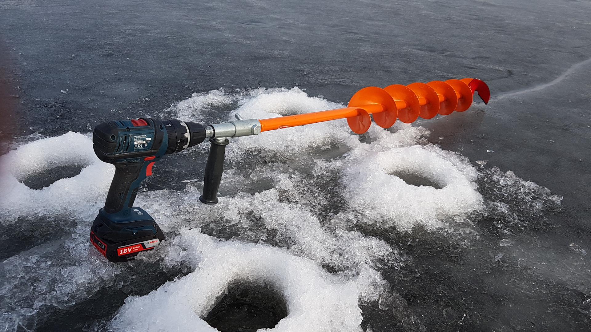 Рейтинг лучших шуруповертов для ледобура на зимнюю рыбалку в 2021 году